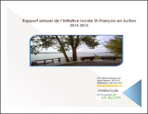 Rapport annuel Initiative locale St-F 14-15 avec photos.ppt